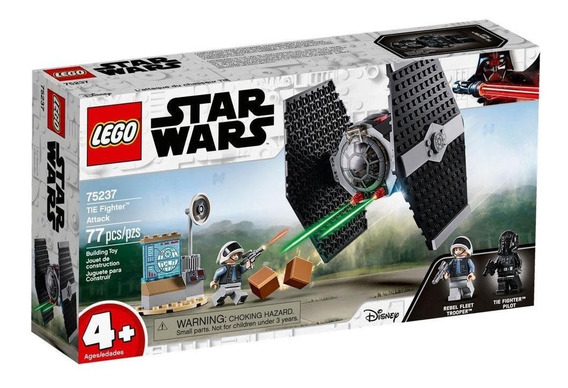 Lego Star Wars 75237 Ataque Do Tie Fighter - Lego