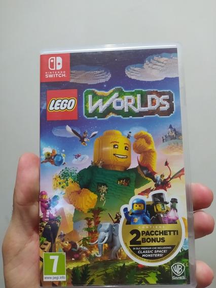 3 Jogos Lego Nintendo Switch