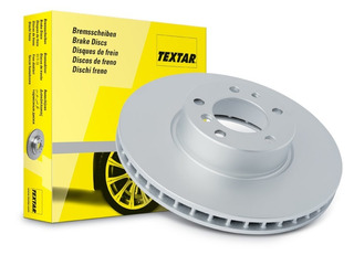 Disco Freno Trasero Textar A7 3.0 Tfsi Quattro - 3.0 Tdi