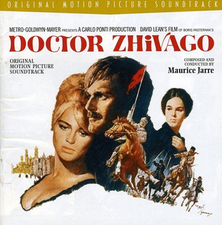 Cd Doctor Zhivago B.o.s.