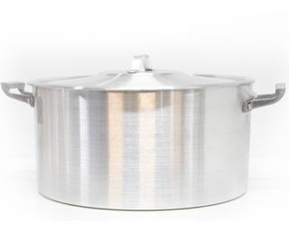 Cacerola Gastronomica N32 Aliminio Tresso
