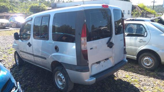 Sucata Fiat Doblo 1.3 16v 80cvs Gasolina 2004 Rs Caí Peças