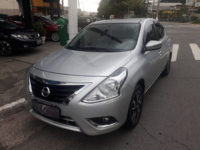 Nissan Versa 1.6 16v Flex Unique 4p Manual