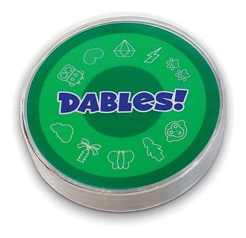 Imagen 1 de 2 de Juego de cartas Dables