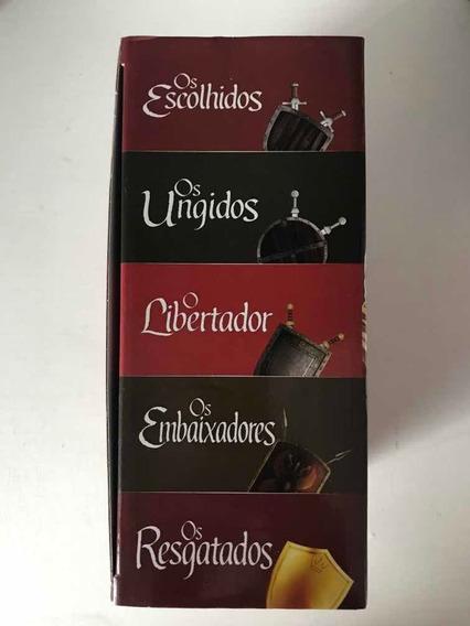 Coleção De Livros Série Conflito De 5 Livros Ellen White