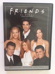 Friend El Final . Dvd Edicion Limitada