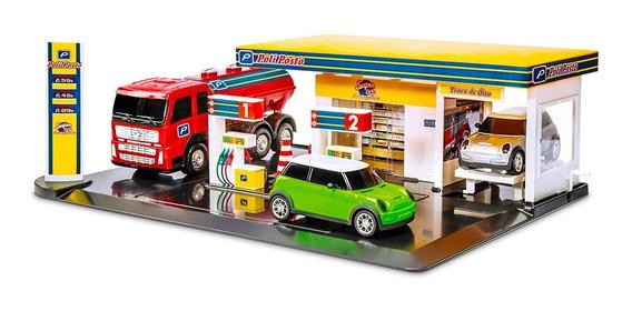 5504 Mini Posto Gasolina Poliposto - Poliplac