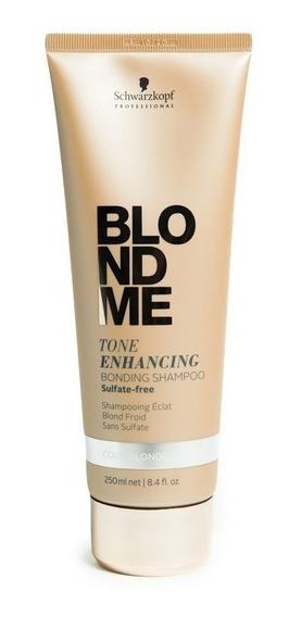 Schwarzkopf Blondme Cool Blondes Shampoo Neutralizante 250ml