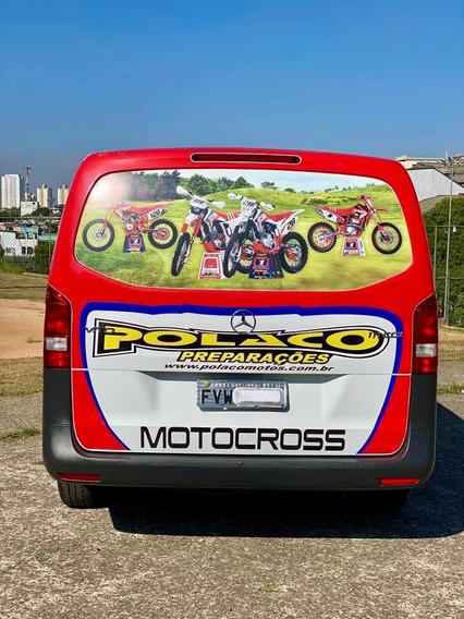 Mercedes-benz Vito 2016 1.6 Cdi 111 4p