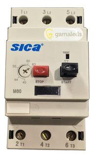 Guardamotor Protector Trifasico M32 40-63a Sica 761101