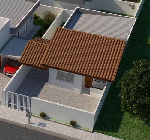 Imagem 1 de 2 de Casa Nova Venda Em Peruíbe