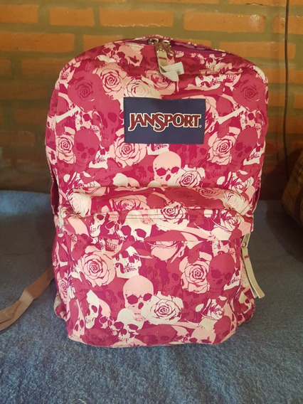 Mochila Jansport De Usa, Para Estudiante.