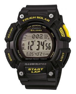 Relógio Casio Standard Masculino Solar Stl-s110h-1cdf
