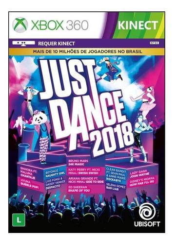 Imagen 1 de 3 de Just Dance 2018 Ubisoft Xbox 360 Digital