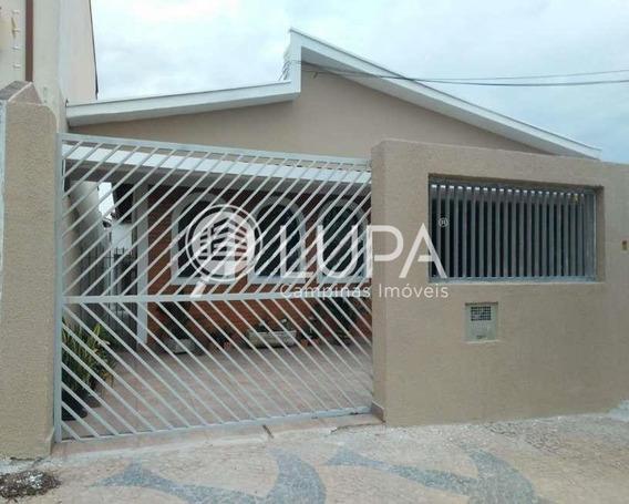 Casa Para Aluguel Em Jardim Nova Europa - Ca183222