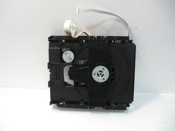 Leitor Unidade Optica Dvp3350k/55 Philips Funcionando