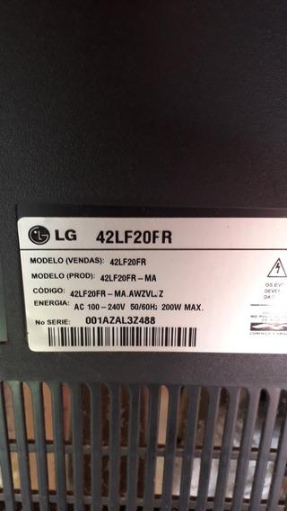 Pendestal Tv LG 42 Lf 20 Fr Base
