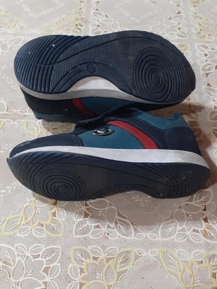 Tem De Tudo Tênis Infantil Com Velcro N.23