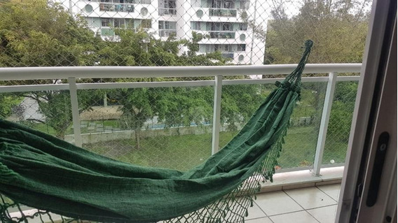 Apartamento Em Recreio Dos Bandeirantes, Rio De Janeiro/rj De 68m² 2 Quartos À Venda Por R$ 445.000,00 - Ap322747