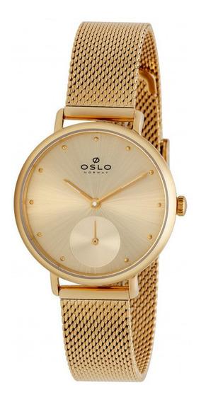 Relógio Oslo Feminino - Ofgsssvd0001 C1kx