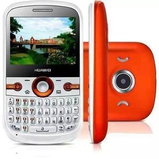 Huawei G6620 Qwerty Dual Chip Radio Fm Original Vitrine