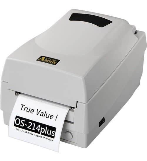 Impressora Etiqueta Argox Os214 Plus-ppla C/fonte
