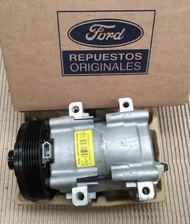 Compresor De Aire Acondicionado Orig. Ford Ranger Fs 10