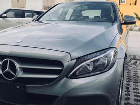 Mercedes Benz Clase C 2.0 200 Cgi Exclusive At 2015