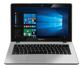 Noblex Notebook 14 4gb Ram 500gb Intel Usb 3.0 Hdmi Cuotas