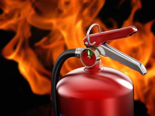 Mantención Y Recarga De Extintores