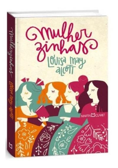 Livro - Mulherzinhas Louisa May Alcott