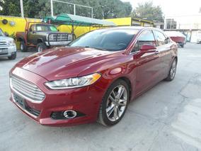 Ford Fusion Titanium Plus 2013 Rojo