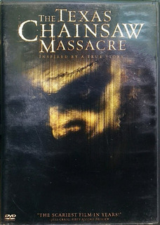 Dvd Texas Chainsaw Massacre La Masacre De Texas