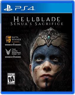 Hellblade Senuas Sacrifice / Juego Físico / Ps4