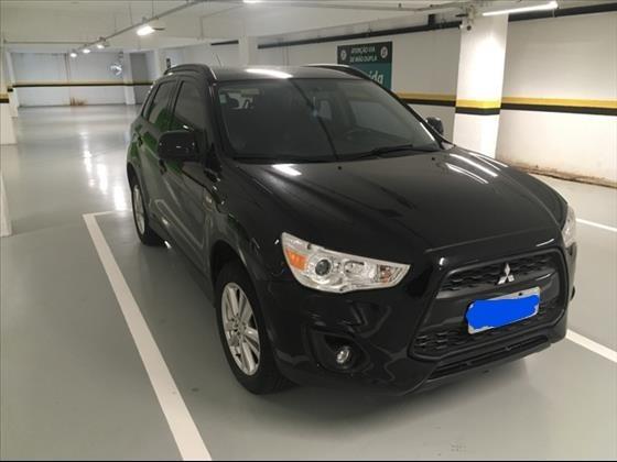 Mitsubishi Asx 2.0 4x2 16v Gasolina 4p Automático 2013