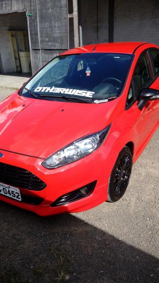 Ford Fiesta 1.6 16v Sport Flex 5p