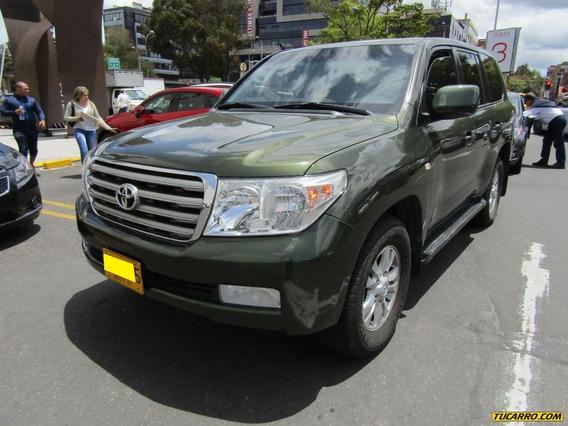 Toyota Lc200 Sahara