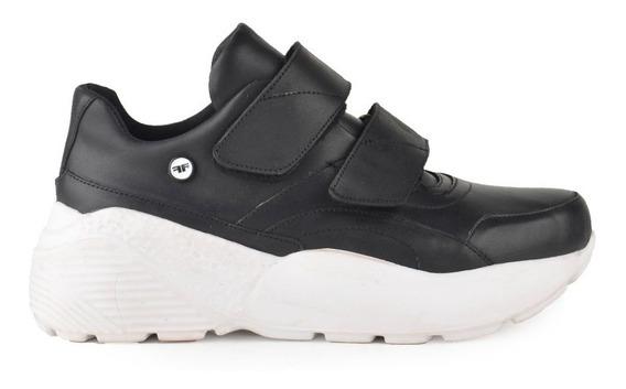 Zapatillas De Mujer De Cuero Zapatos Cuotas Hallein Ferraro