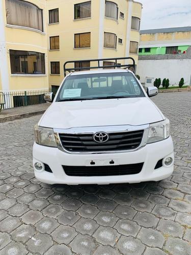Toyota Hilux 2.7 Cabina Simple