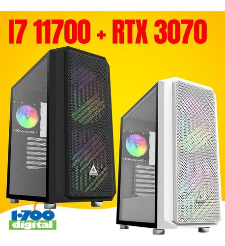 Pc Gamer I7 11700 32gb Video Rtx 3070 Ssd Cooler Y  Ryzen 7