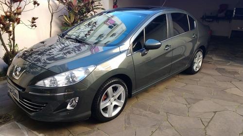 Peugeot 408 2012 2.0 Feline Flex Aut. 4p