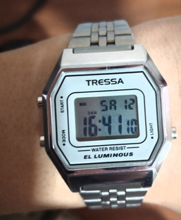 Reloj Digital Tressa Tipo Casio