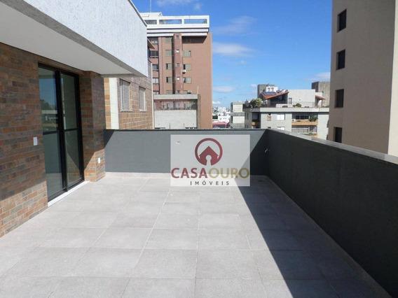 Cobertura Com Quartos À Venda, 170 M² Por R$ 1.290.000 - Serra - Belo Horizonte/mg - Co0220