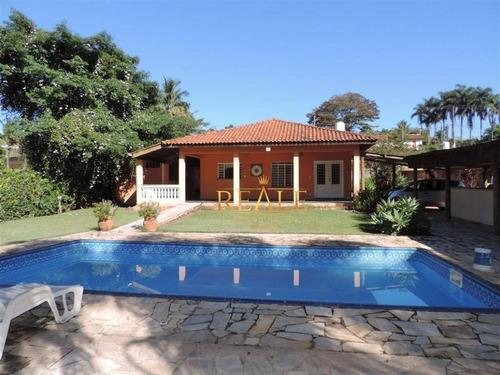 Chácara Com 3 Dormitórios À Venda, 2253 M² Por R$ 1.600.000,00 - Pinheirinho - Vinhedo/sp - Ch0028