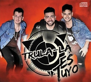 Cd Tru La La Es Tuyo Nuevo Original
