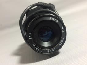 Lente Para Câmera De Segurança, Varifocal 6~15mm (ac14)
