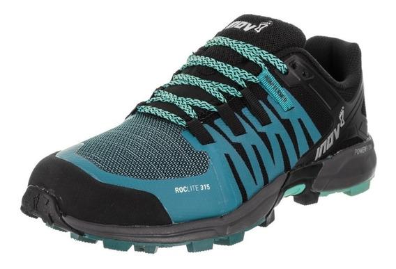 Zapatillas Inov-8 Roclite 315 Mujer Dama Trail Todo Terreno Running Baires Deportes Distr Oficial Local En Oeste Gran Ba