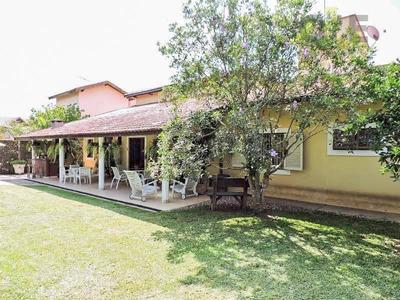 Casa Residencial À Venda, Chácara Vale Do Rio Cotia, Carapicuíba. - Ca1935