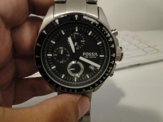 Relógio Fossil Original - Decker Chroph - Ch2600