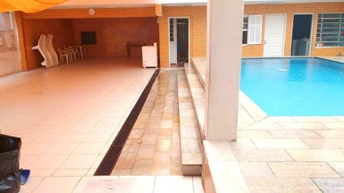 Casa À Venda, 518 M² Por R$ 3.192.000,00 - Aparecida - Santos/sp - Ca0117